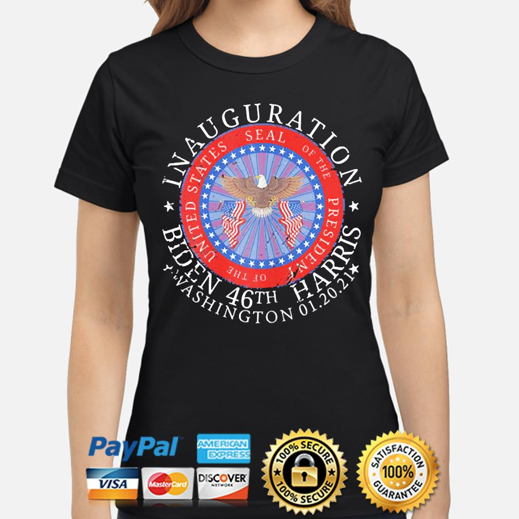 Joe biden inauguration 46th president day 2021 shirt Washington 01 20 2021 shirt